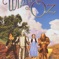 Wizard of Oz Yellow Brick Road Poster 24x36