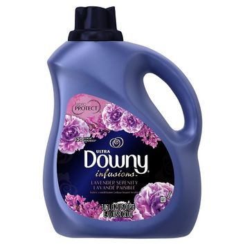 Downy Ultra Infusions Lavender Serenity Liquid Fabric Softener 103 oz