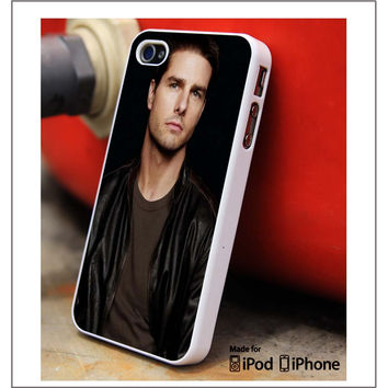 Tom Cruise Actor iPhone 4s iPhone 5 iPhone 5s iPhone 6 case, Galaxy S3 Galaxy S4 Galaxy S5 Note 3 Note 4 case, iPod 4 5 Case