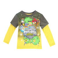 Top Quality Kids Clothing Angry Birds