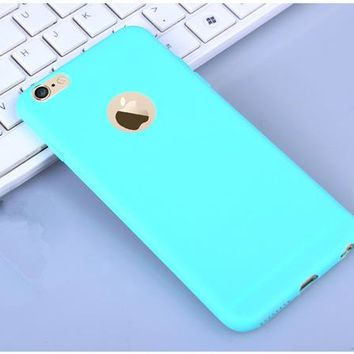 Candy  Soft TPU Silicon phone cases