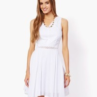 Anna Fit and Flare Dress | Fashion Apparel | charming charlie