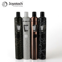 Original Joyetech eGo AIO Kit New Color All in One E Cigarette Vaporizer Vape Pen 2ml 1500mAh Battery Capacity Anti-leaking Tank