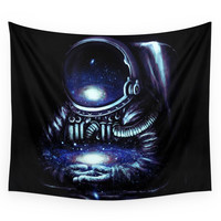 Society6 The Keeper Wall Tapestry