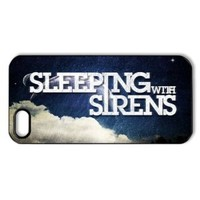 Sleeping with Sirens SWS Kellin Quinn X&T DIY Snap-on Hard Plastic Back Case Cover Skin for Apple iPhone 5 5G - 1644