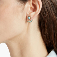Turquoise Ear Jacket | Lucky Brand