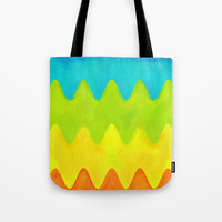 Parrot Tote Bag by Titus Ruiz