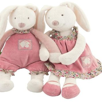 Toys High Quality Lovely Rabbit Appease Doll Baby Dolls