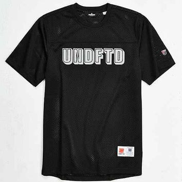 Undefeated Mesh Tee