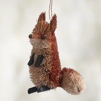 Buri Fox Ornament