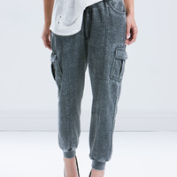 Cargo Hold Mineral Wash Pants