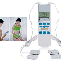 Electronic Pulse Massager Therapy Machine