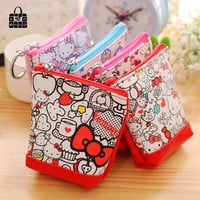 Lovely Hello Kitty -Coin Purse