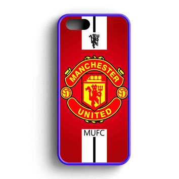 Manchester United Football Club iPhone 5 Case iPhone 5s Case iPhone 5c Case
