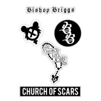 Church Of Scars Sticker Pack