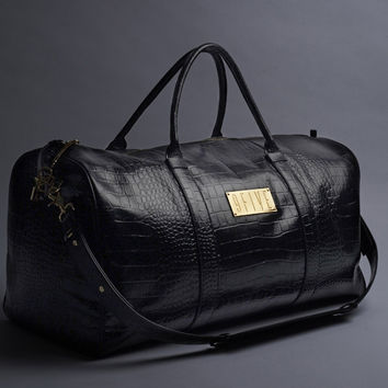 9FIVE Croc Duffle Bag