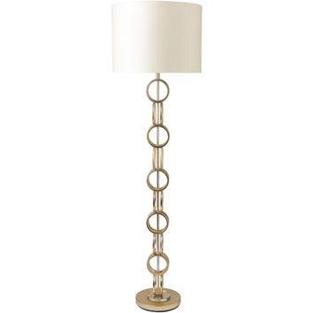 Surya Evans Floor Lamp