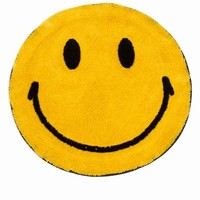SECOND LAB SMILE RUG - WOMEN - UNISEX - SECOND LAB - OPENING CEREMONY