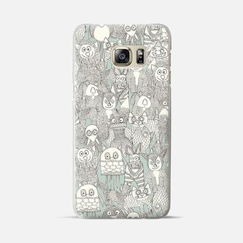 pencil pinatas mint Samsung Galaxy S6 Edge+ case by Sharon Turner | Casetify