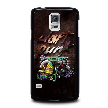 daft punk samsung galaxy s5 case cover  number 1