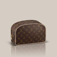 Toiletry Bag 25 - Louis Vuitton - LOUISVUITTON.COM