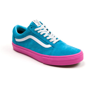 GOLF WANG X VANS SYNDICATE OLD SKOOL PRO BLUE (LIMIT 1 PAIR/PERSON) – golfwang