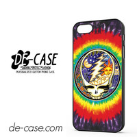 Grateful Dead Moon And Sun DEAL-4801 Apple Phonecase Cover For Iphone 5 / Iphone 5S