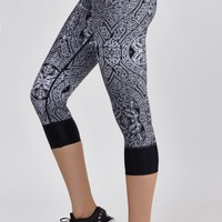 Baroque Nyc Pant (Capri) in Baroque by The Upside | New Arrivals | BANDIER