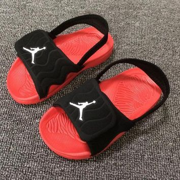 Nike Girls Boys Children Baby Toddler Kids Child Fashion Casual Sandals Shoes Slipper Shoes