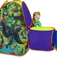 Playhut Teenage Mutant Ninja Turtles - Hide About Playhouse
