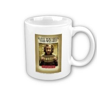 Sirius Black Wanted Poster Coffee Mugs from Zazzle.com
