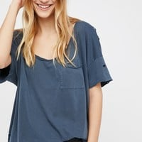 Free People We The Free Dream Big Tee