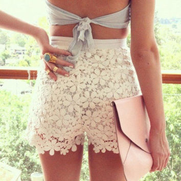 Short of Lace?