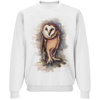 owl fashion sweater: Girly Growl