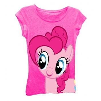 My Little Pony The Princess Pinkie Pie Youth Hot Pink T-Shirt