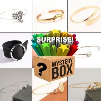 Mystery Surprise Gift For Kid Women Men Super Deal