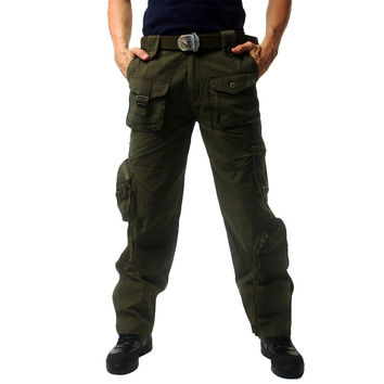 Military Camouflage pants blind clothing tactical cargo pants army combat pants camouflage fatigues