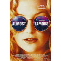 Almost Famous Movie Poster 11 inch x 17 inch poster sunglasses 11 inch x 17 inch poster