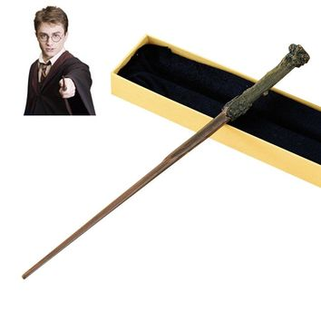 Metal Core Magic Wand/Wizard Potter Magical Wands/Quality Gift Box Packing                          for Harri Potter Cosplay