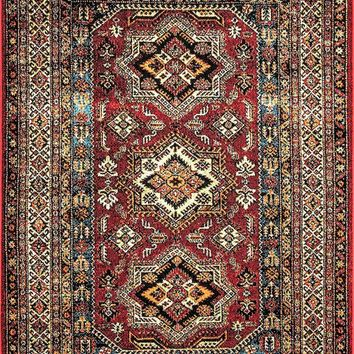 nuLoom Indoor/Outdoor Transitional Medieval Randy Area Rug