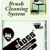 NEW! Bob Ross Brush Cleaning System-