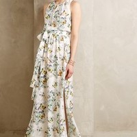 Monarch Maxi Dress by Erin Fetherston Ivory
