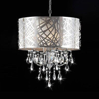 Wellyer WY8804 Venus 4 Light Chandelier