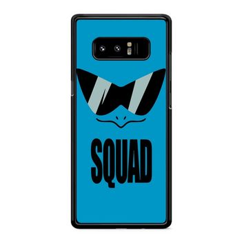 Squirtle Squad Samsung Galaxy Note 8 Case