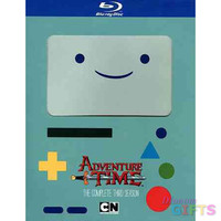 ADVENTURE TIME:COMPLETE THIRD SEASON