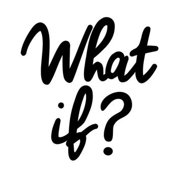What if? - Magnet