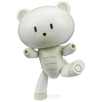 Gundam Build Fighters TRY HIGH GRADE : Petitgguy [Milk White] (PRE-ORDER) - HYPETOKYO