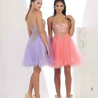 Short Homecoming Prom Dress Cocktail