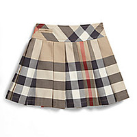 Burberry - Infant's Pleated Check Skirt - Saks Fifth Avenue Mobile