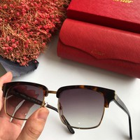 CARTIER  Women Men Fashion Shades Eyeglasses Glasses Sunglasses